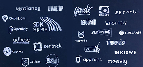 Sandbox Logo's Partners
