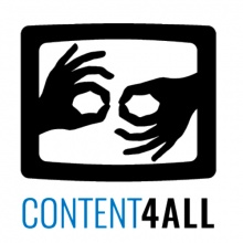 Logo Content4All
